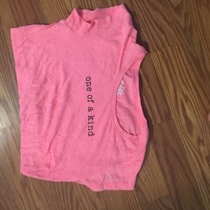 Justice One of a Kind tee size 8